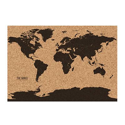 Other travel maps 164807 corkboard world map earth cork board 228 other travel maps 164807 corkboard world map earth cork board 228 x 322 pins rolled gumiabroncs Images