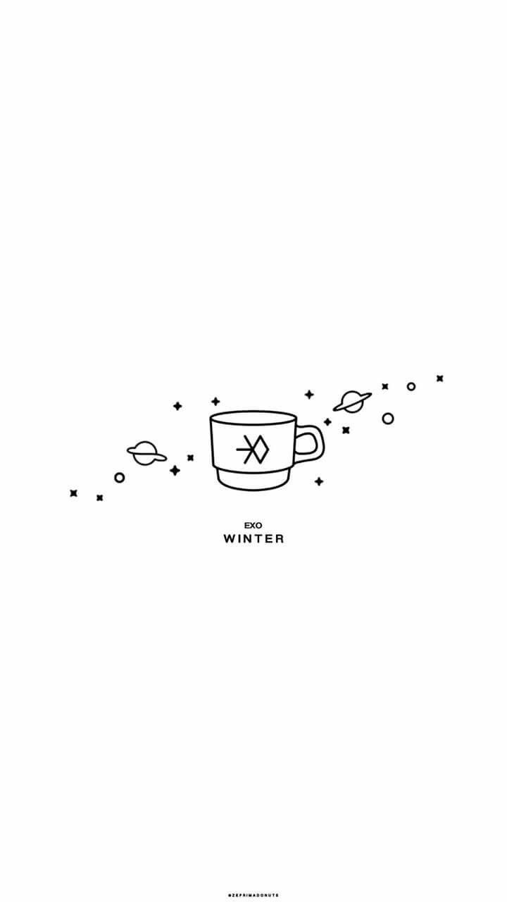 Wallpaper Lsc Exo Winter Cafeuniverse Exo Exo