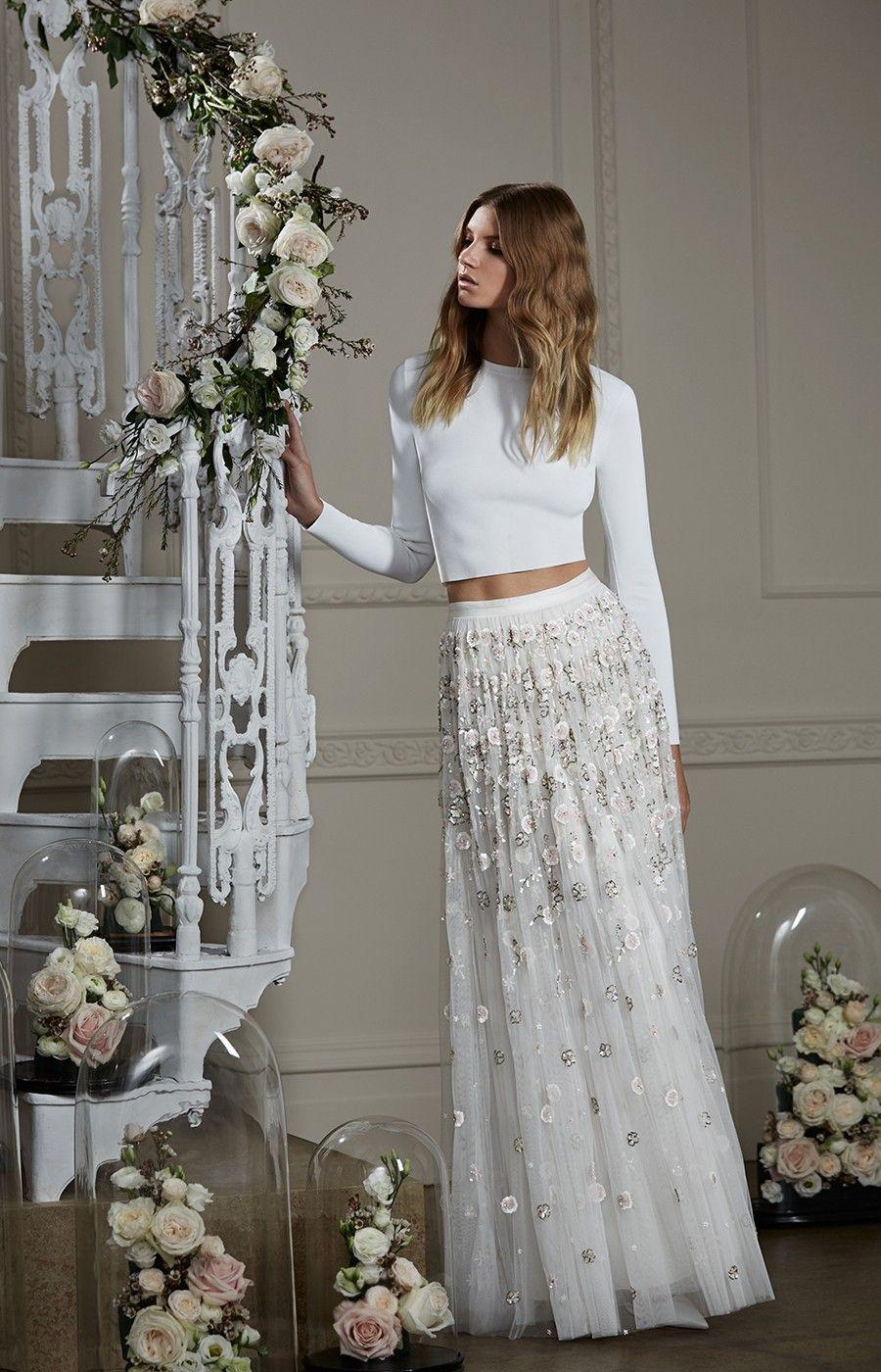 Needle & Thread AW16 Bridal Collection Designer wedding
