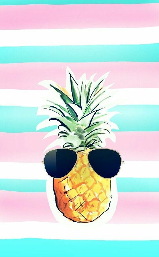 I Found This Cute Wallpaper On Google Pineapple Wallpaper Cute Wallpapers Iphone Wallpaper Pineapple