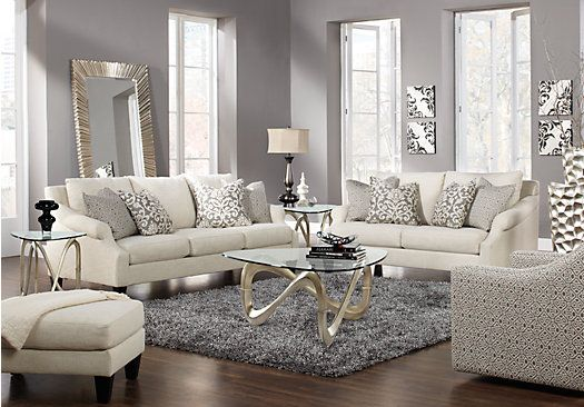 Shop For A Regent Place 7 Pc Living Room At Rooms To Go. Find Living