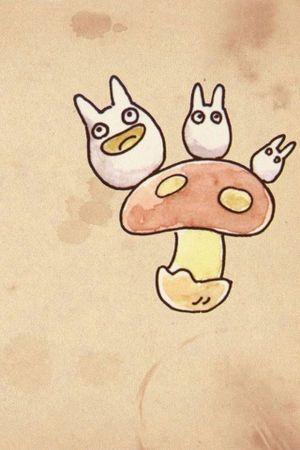 となりのトトロ のスマホ壁紙 待ち受けホーム ロック背景画面 素材 ジブリ 180 Naver まとめ Studio Ghibli Ghibli Art Totoro Art