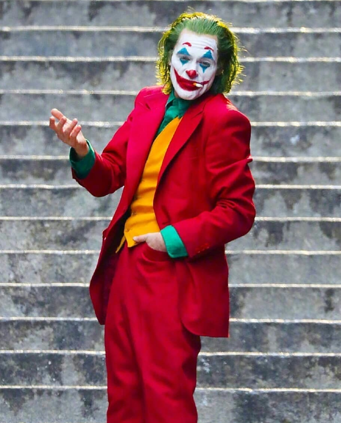 Joaquin Phoenix Joker Joaquinphoenixjoker Filming