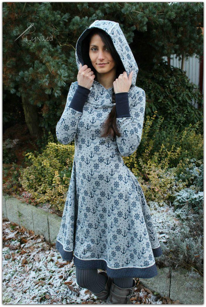 Missy Dress - mit Tutorial - Lynaed | schnittmuster | Pinterest ...