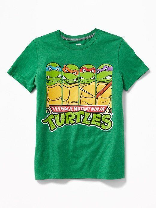 5d02007d3 Old Navy Teenage Mutant Ninja Turtles Graphic Tee for Boys ...