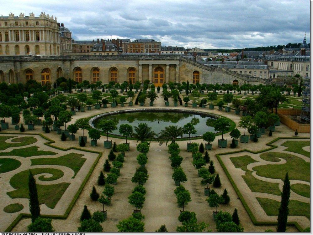 23 awesome plan du parc du chateau de versailles images garden castel pinterest. Black Bedroom Furniture Sets. Home Design Ideas