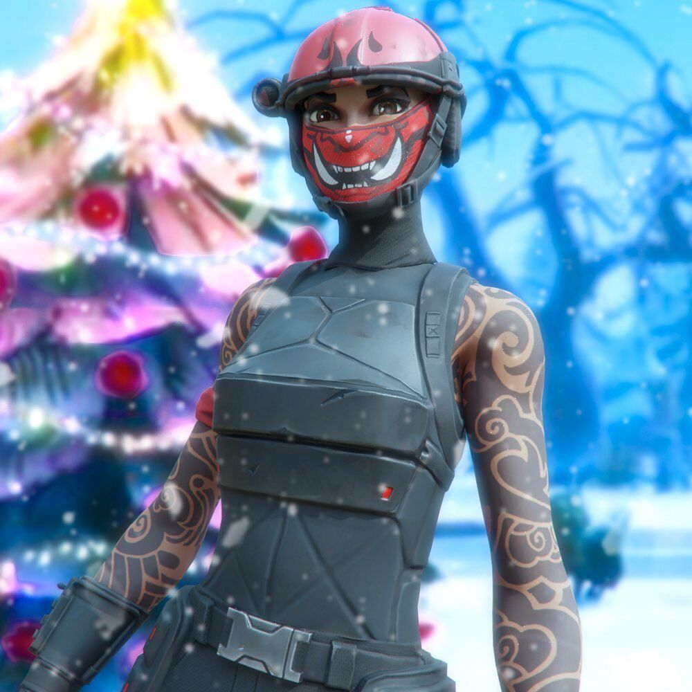 "Fortnite thumbnails 💥 on Instagram ""Xmas Manic"