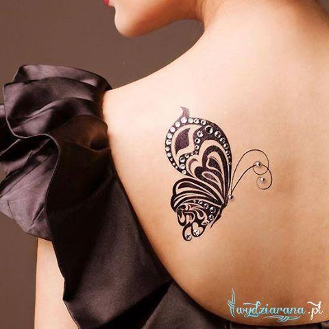 Tatuaze Motyle Szukaj W Google Butterfly Tattoos For Women Shoulder Tattoos For Women Butterfly Tattoo On Shoulder