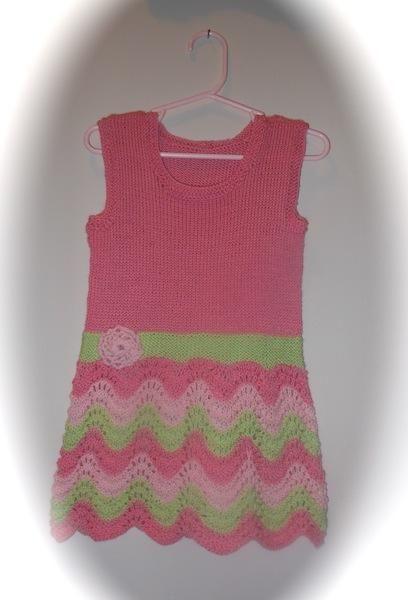 76ca2a9b3d9e (6) Name   Knitting   SUMMER BREEZE TODDLER DRESS