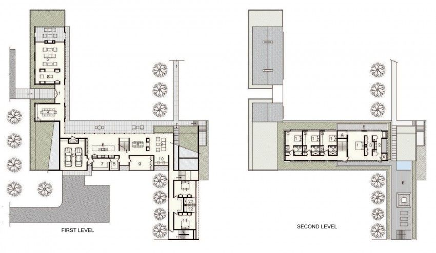 Architecture Houses Blueprints piersons waybates masi architects | architects, house