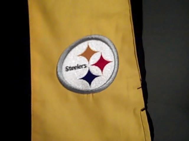 fa023dca509 Pittsburgh Steelers Womens Scrubs Top 2 XL Black Gold NFL Football # PittsburghSteelers