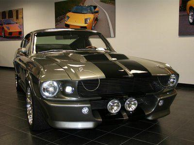 Executive Auto Shippers >> 67 shelby gt500 (eleanor) | Mustang | Pinterest | Autos deportivos, Coches clásicos y Clasicos