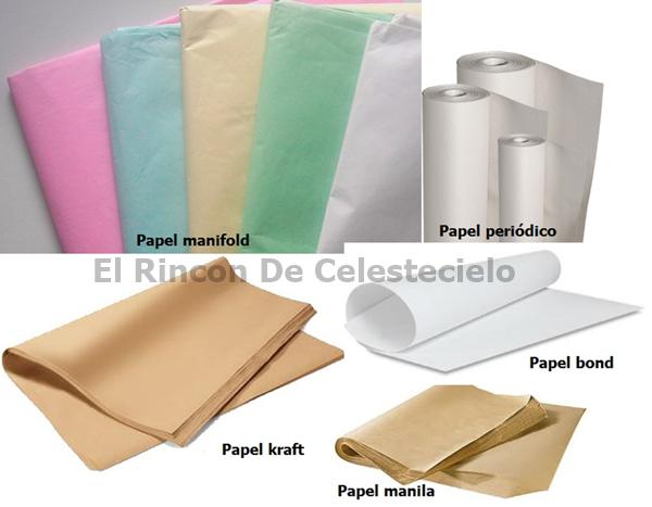Tipos de papel para trazar patrones o moldes aprender for Papel tapiz de patron para el pasillo