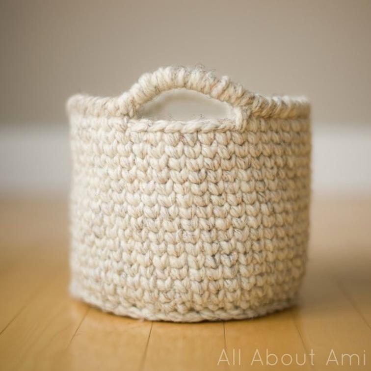 Waistcoat Crochet Basket   Crochet   Pinterest   Tejidos and Adornos