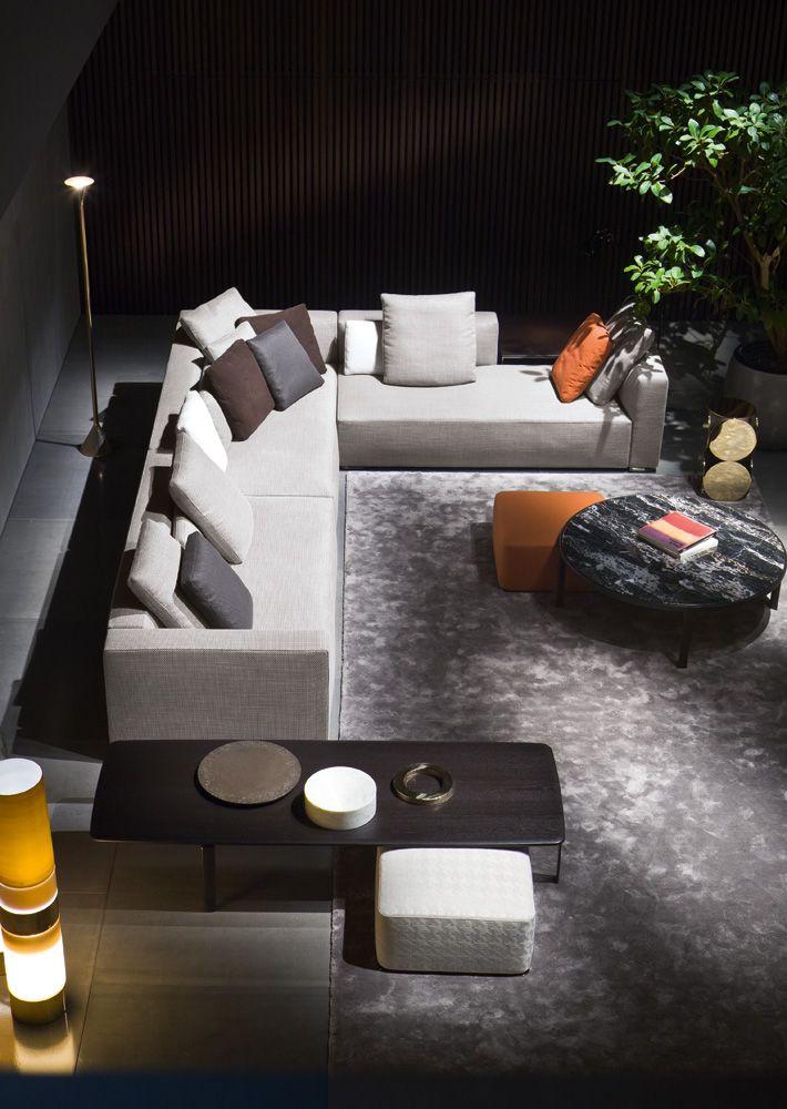 Co Van Der Horst.2019 的 Minotti Donovan Co Van Der Horst Furniture 主题