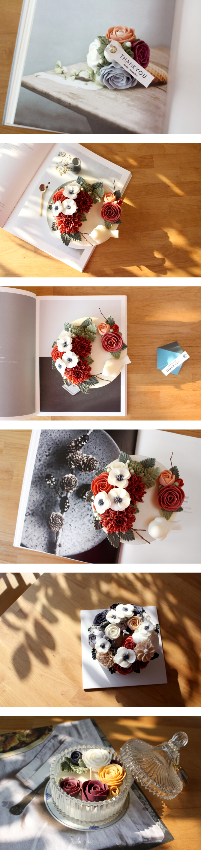 소이 플라워 캔들 Sweet soy flower candles. #candle #design #soyflower #nature #interior #handmade #atelier #cocomellow #캔들 #캔들공방 #소이플라워