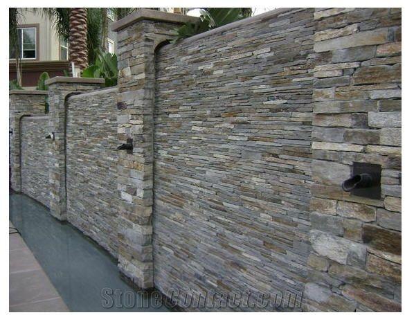 Sydney Peak Stone Cultured Stone Wall Cladding P185339 1b