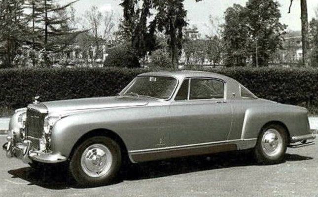 1954 Two-seater Coupé by Carrozzeria Farina (chassis BC49C)