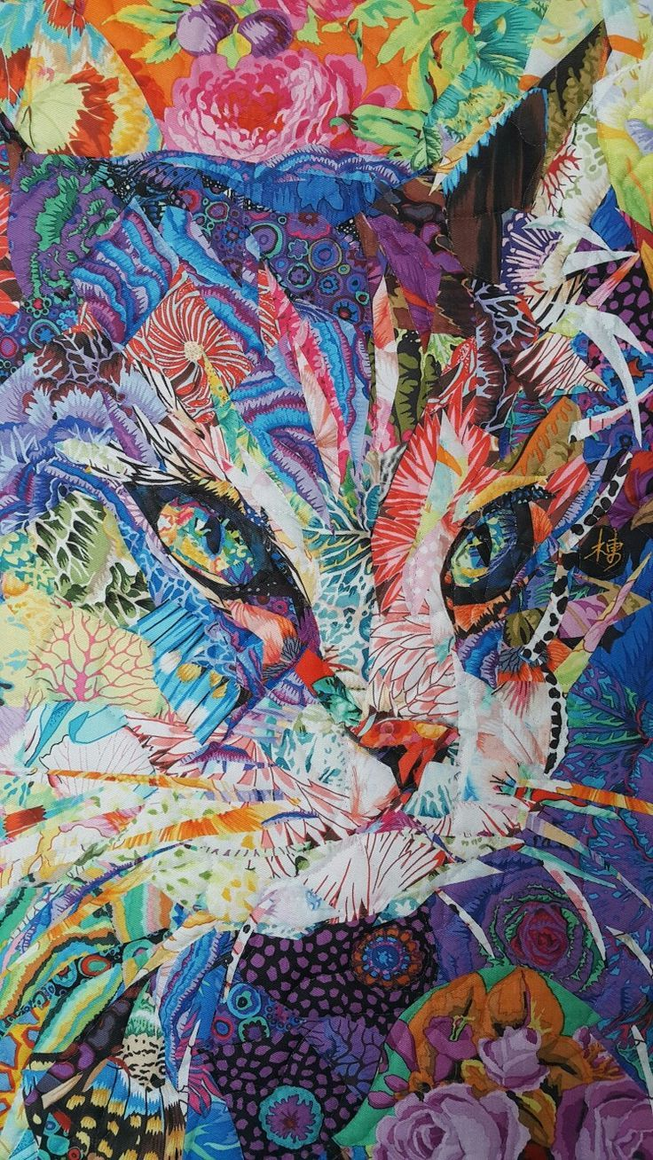 Danny Amazonas : danny, amazonas, Image, Result, Danny, Amazonas, Landscape, Quilts,, Picture, Animal, Quilts