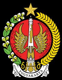 Coat Of Arms Of Yogyakarta Svg Brasao