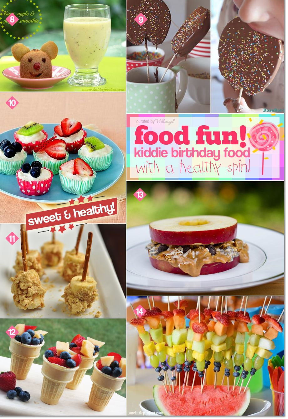 Pin On Little Girls Birthday Party Inspiration