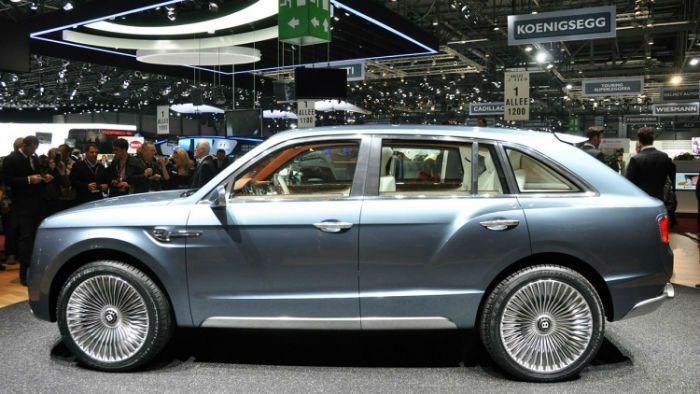 2017 Bentley Suv Bentayga Http Www Gtopcars Makers