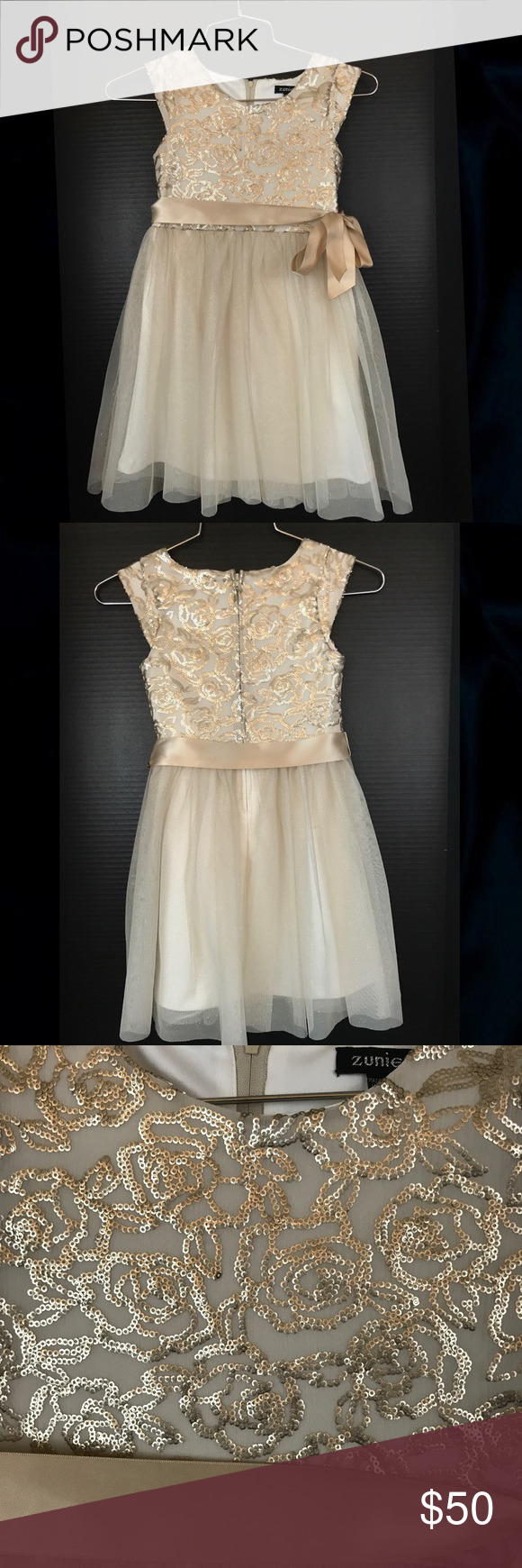 Gorgeous gold holiday dress ribbon belt gold ribbons and gold glitter