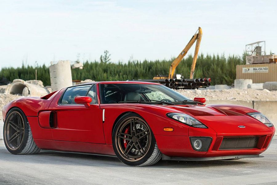 2 000hp Ford Gt By Heffner Performance Begs A Question Ford Gt