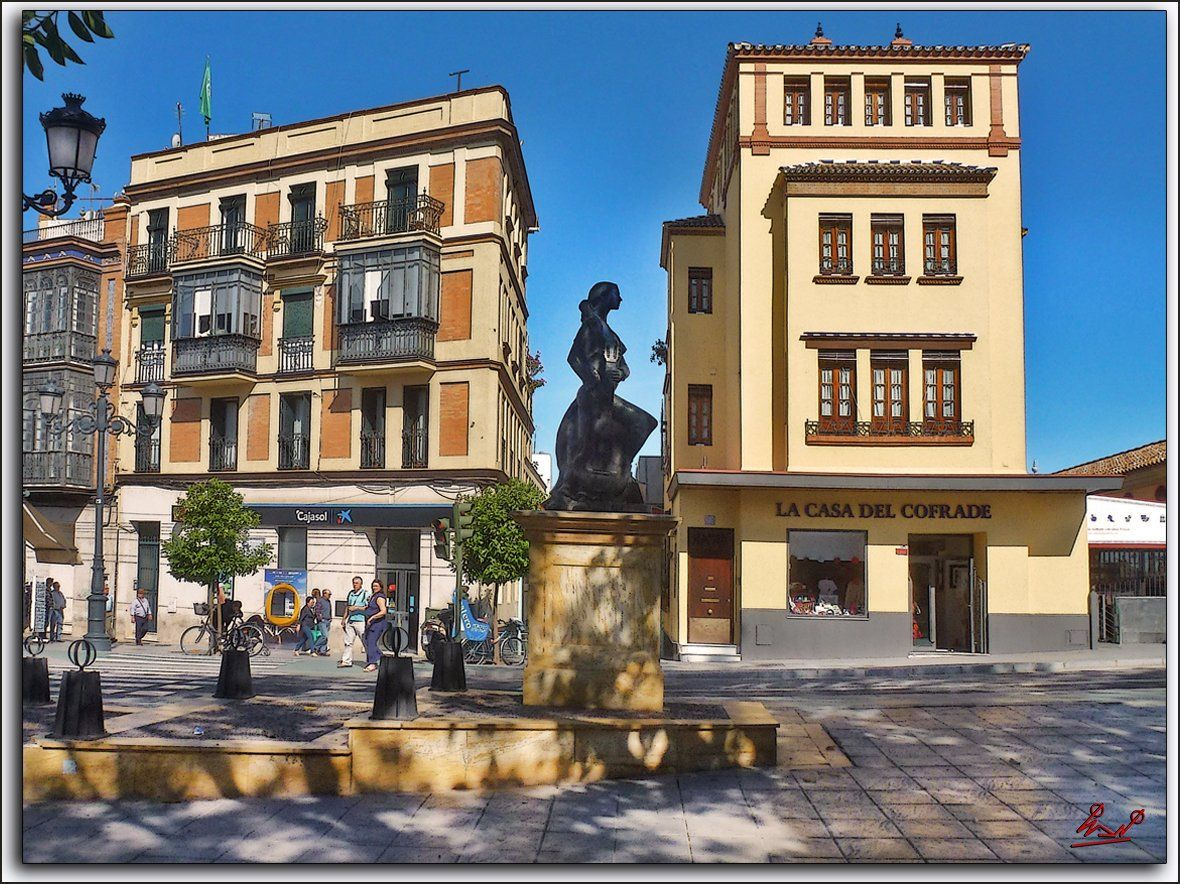 Pin De Reyes Narvaez Ostos En Mi Sevilla Sevilla Espana Plaza