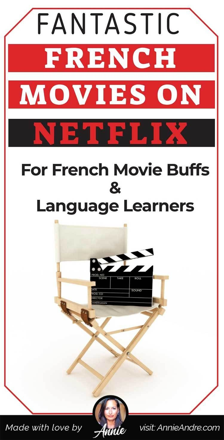 Fantastic french movies on netflix for francophiles