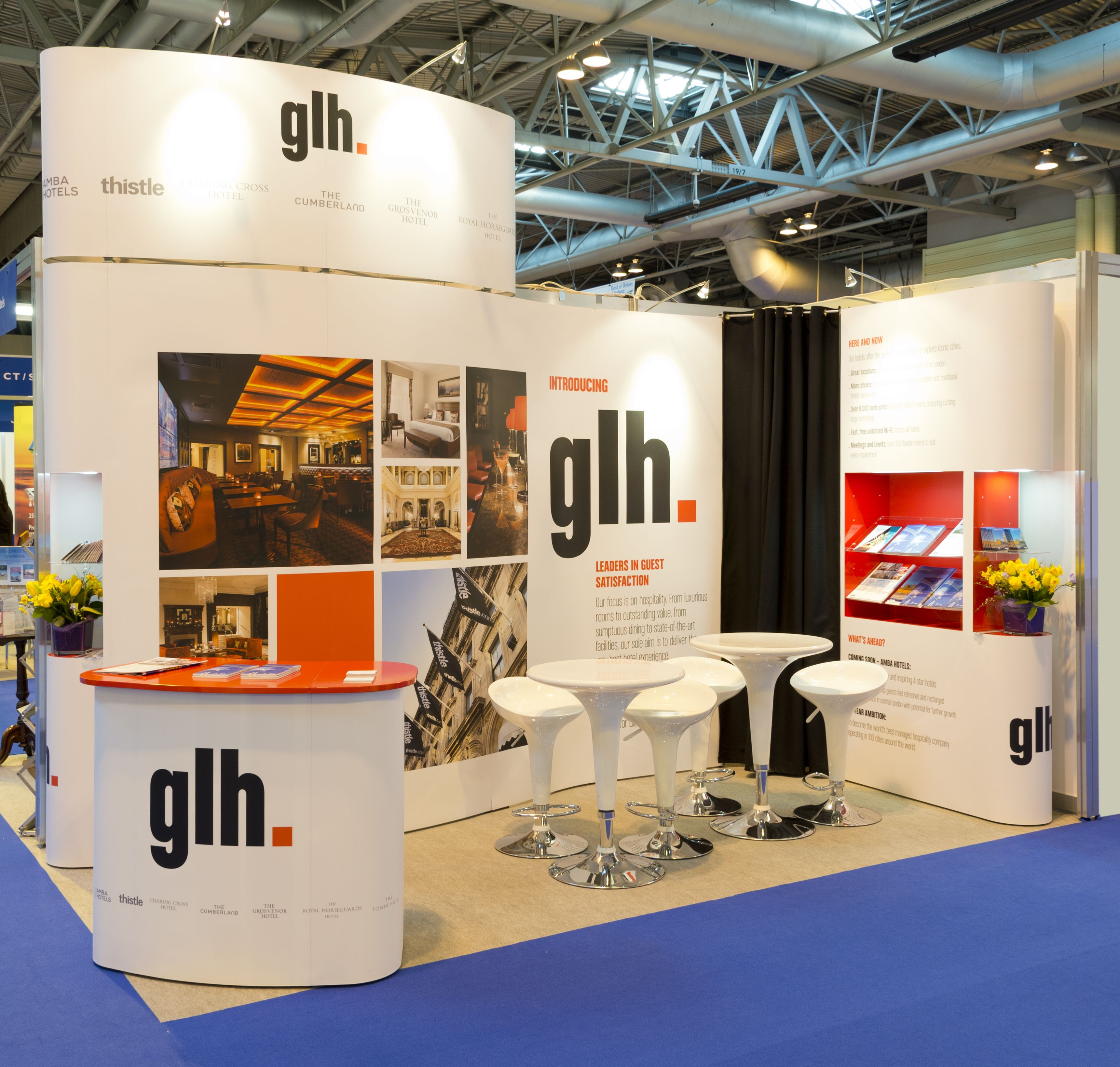 Exhibition Booth For Sale : Shell scheme exhibition stand design idea tradeshows