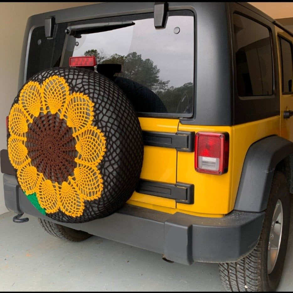 Whynotcrafts Shared A New Photo On Etsy Jeep Tire Cover Tire Cover Dream Cars Jeep