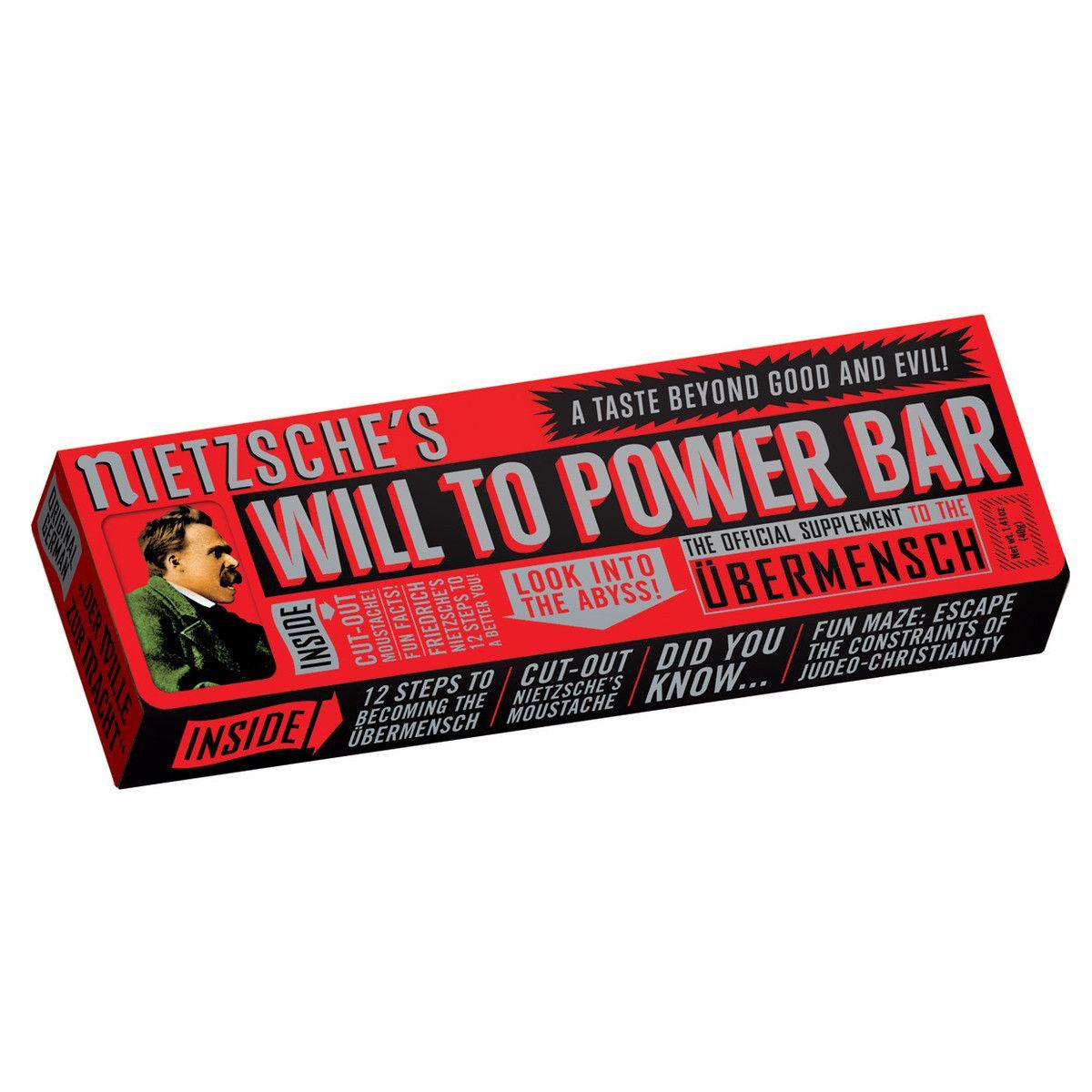 Nietzsche Will To Power Bar Hahaha Power Bars Nietzsche Will To Power Beyond Good And Evil