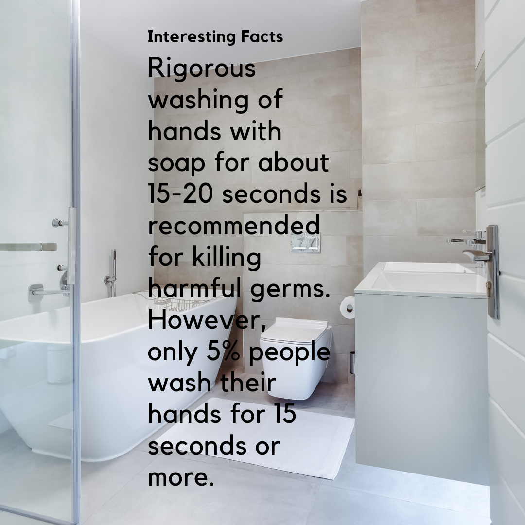 F A C T S With Images Fun Facts Home Decor Decals Hand Washing