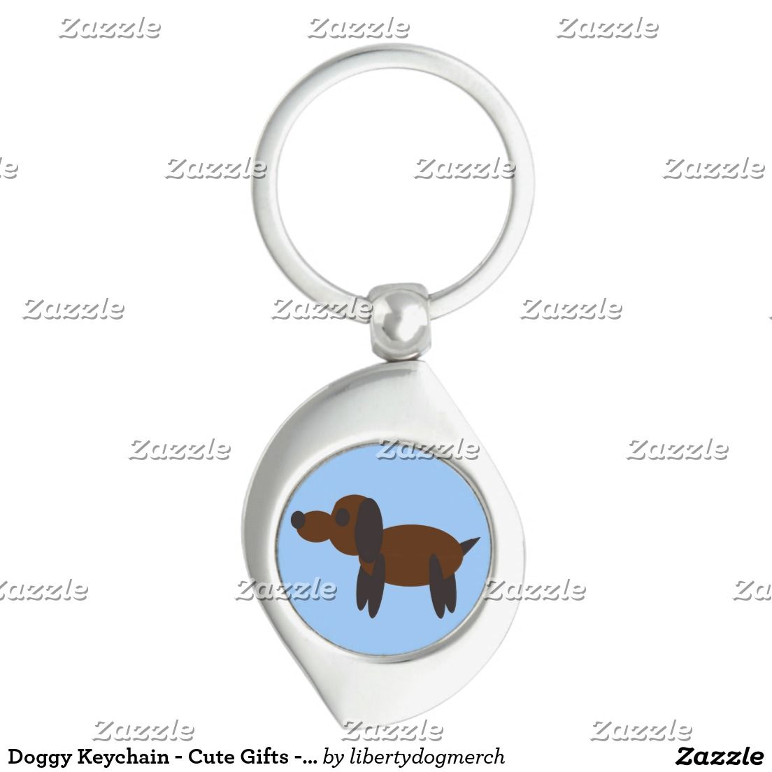 Doggy Keychain - Cute Gifts - All Occassion