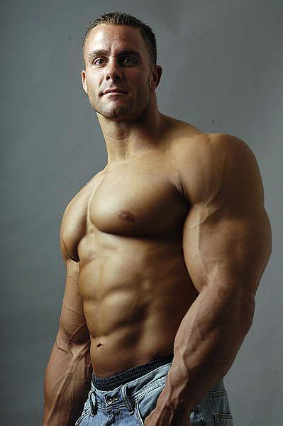 Image result for shirt less old big   muscle man pics