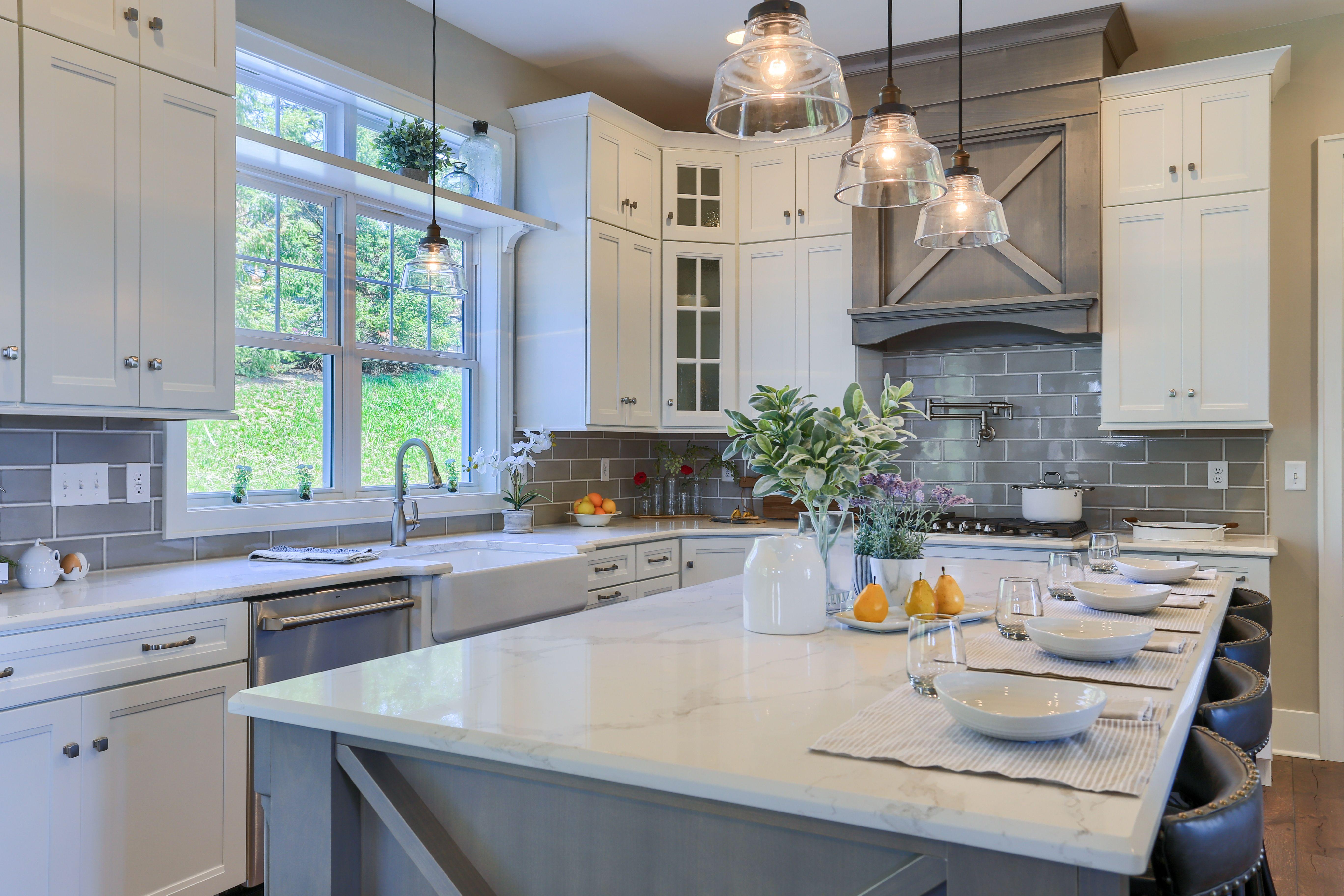 Featured Kitchen Custom kitchens design, Kitchen design