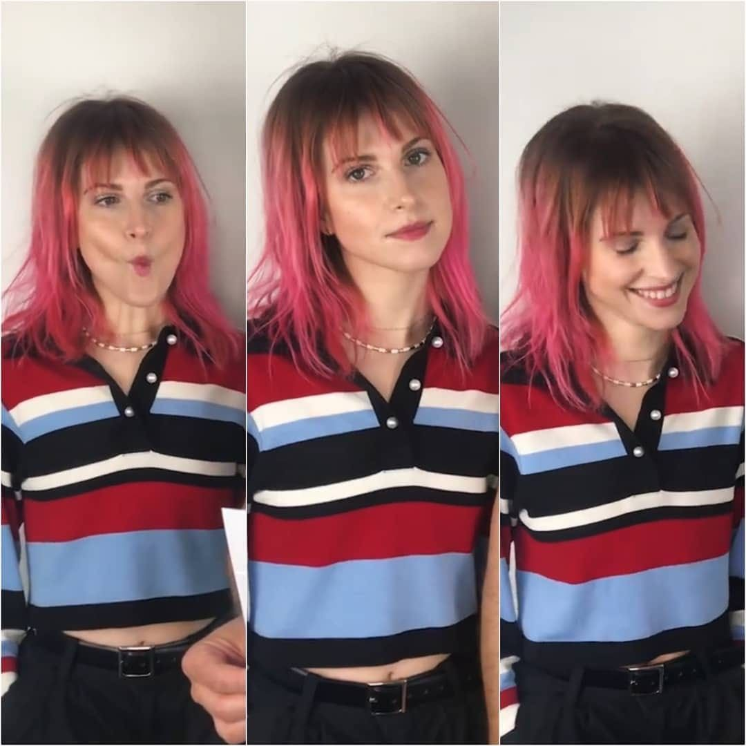 Pin By Sydney On Hayley Williams Hayley Williams Haircut Hayley Williams Hayley Williams Style