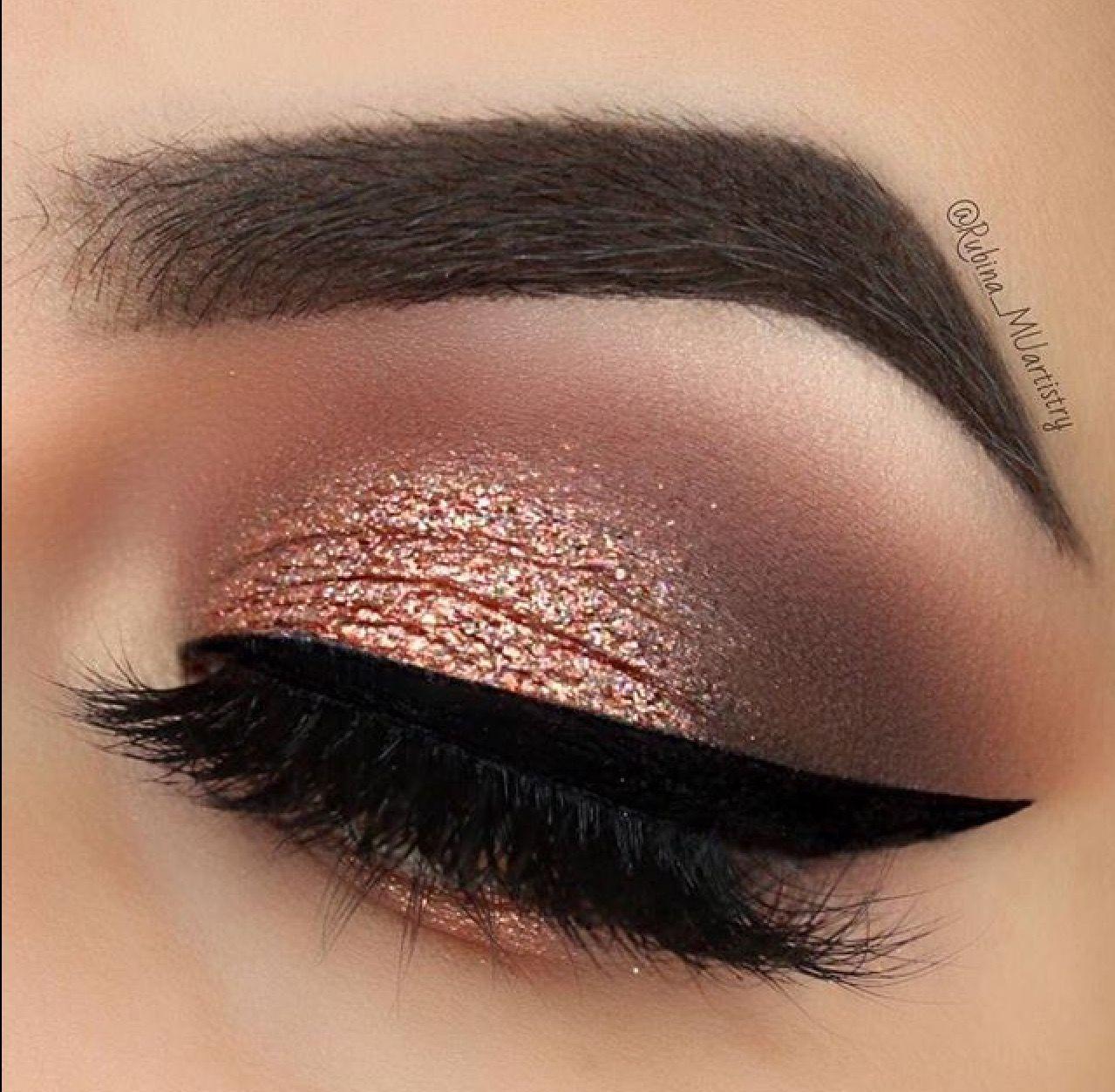 Este Quiero Maquillaje De Ojos Maquillaje De Ojos Fiesta Maquillaje Tonos Cafes