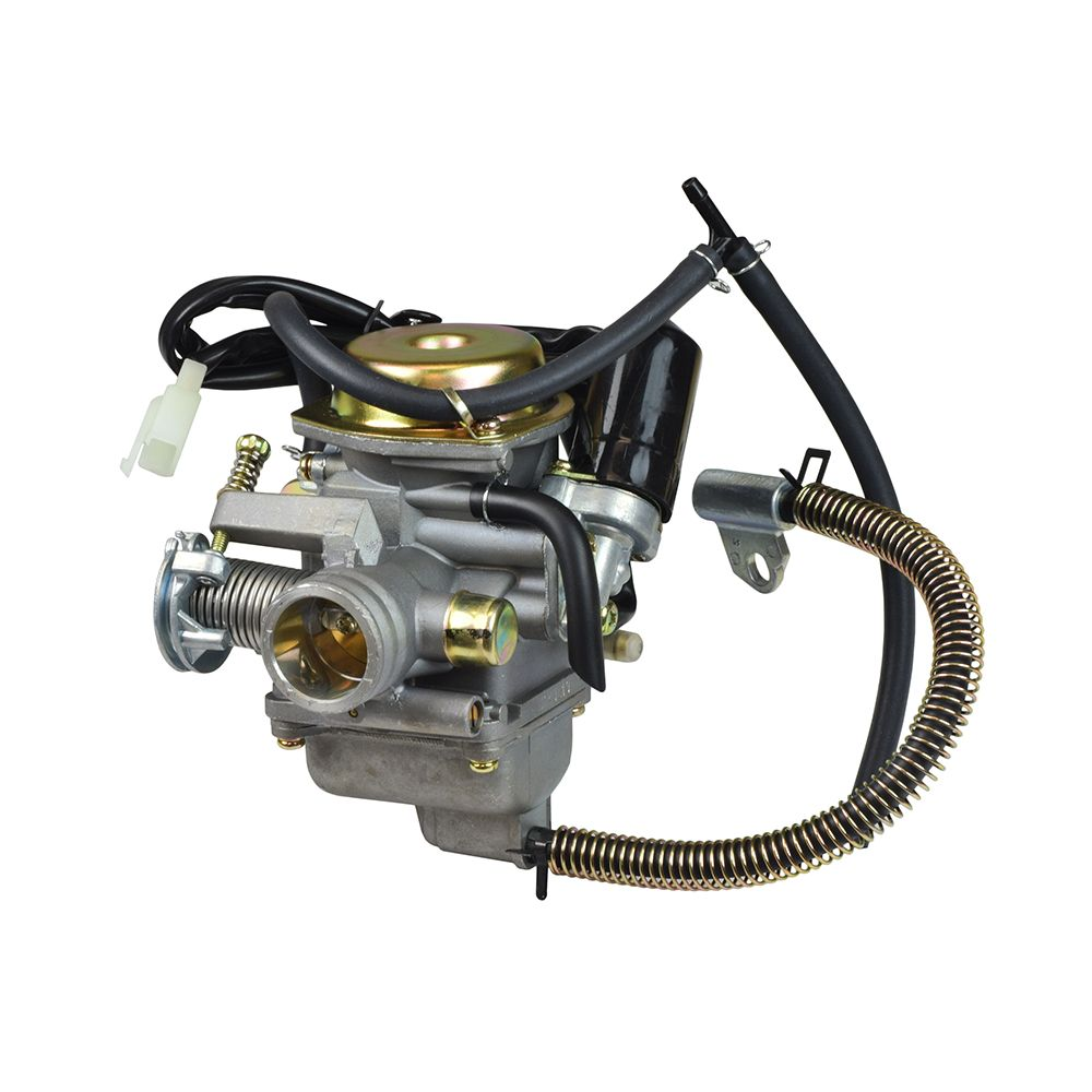 24mm Pd24j Carburetor For 125cc 150cc Gy6 Scooters 150cc Carburetor Go Kart