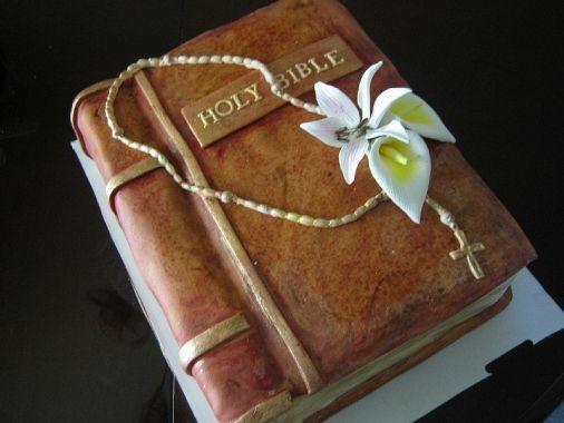 Anniversary Religious Cake Topper