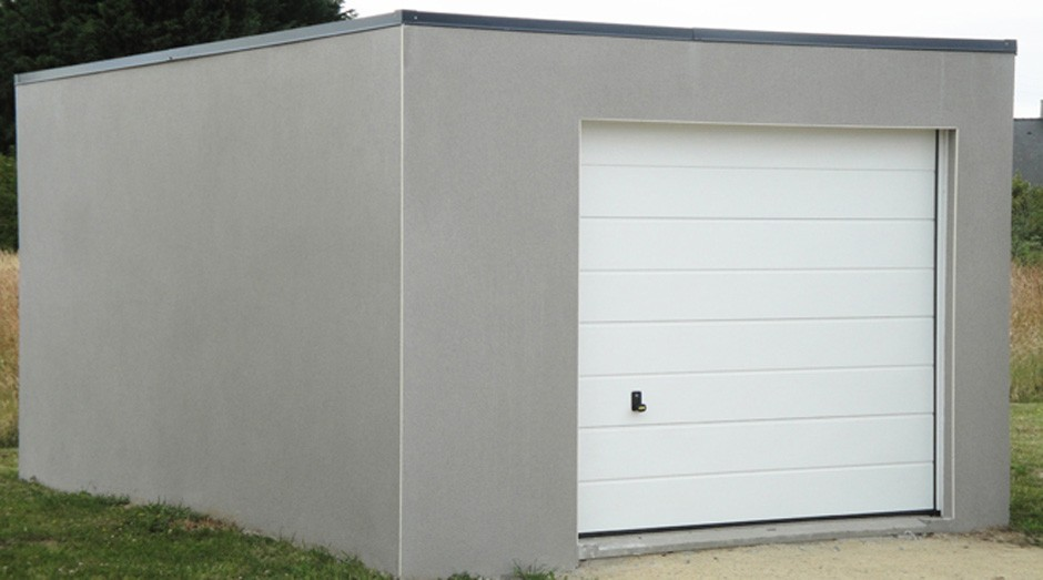 Garage Toit Plat Beton Garage Toit Plat Toit Plat Toit