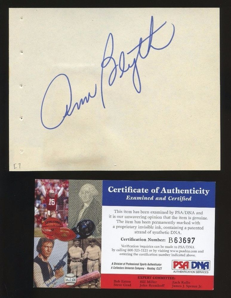 Movies Robert Alda Signed Autographed 3x5 Card Jsa Certified Entertainment Memorabilia