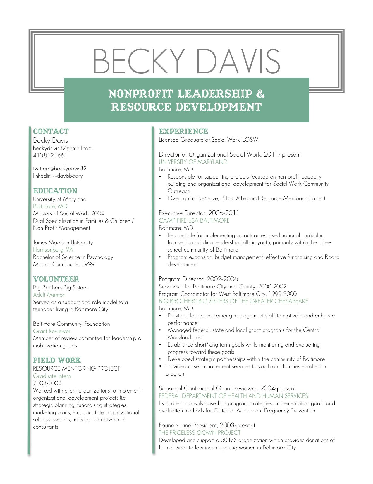 I like this resume design | Professional Development | Pinterest ...