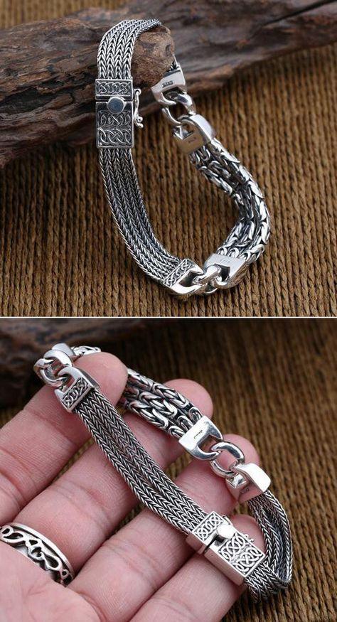 collier bracelet homme fashion