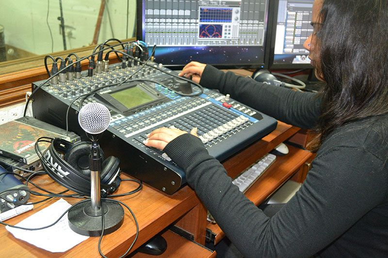 Studios & Labs AAFT School of Mass Communication