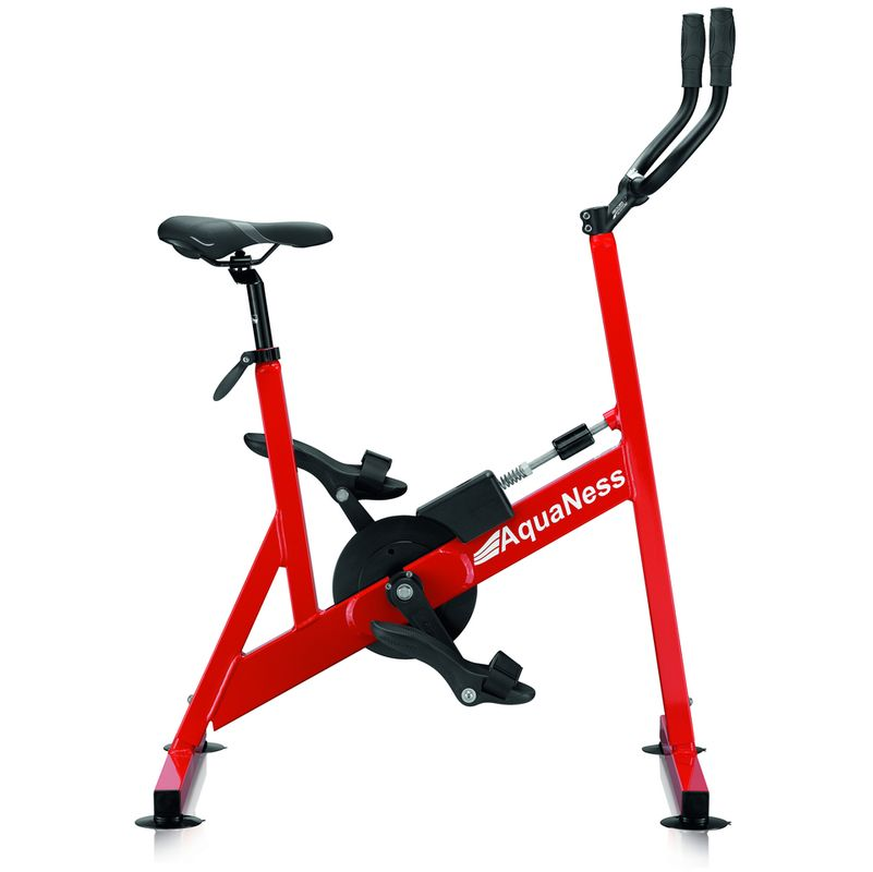 Velo Aquaness V2 Avec Sfr Couleur Rouge Scp Pmi 900 0009 In