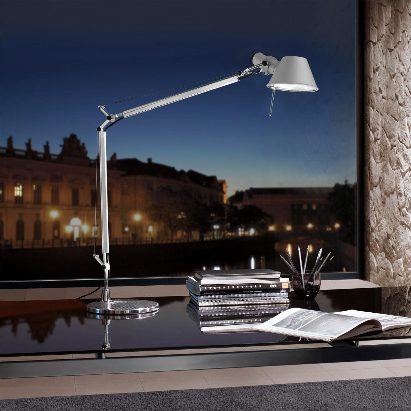 Tolomeo Desk Lamp 530 Lamp Desk Lamp Classic Table Lamp