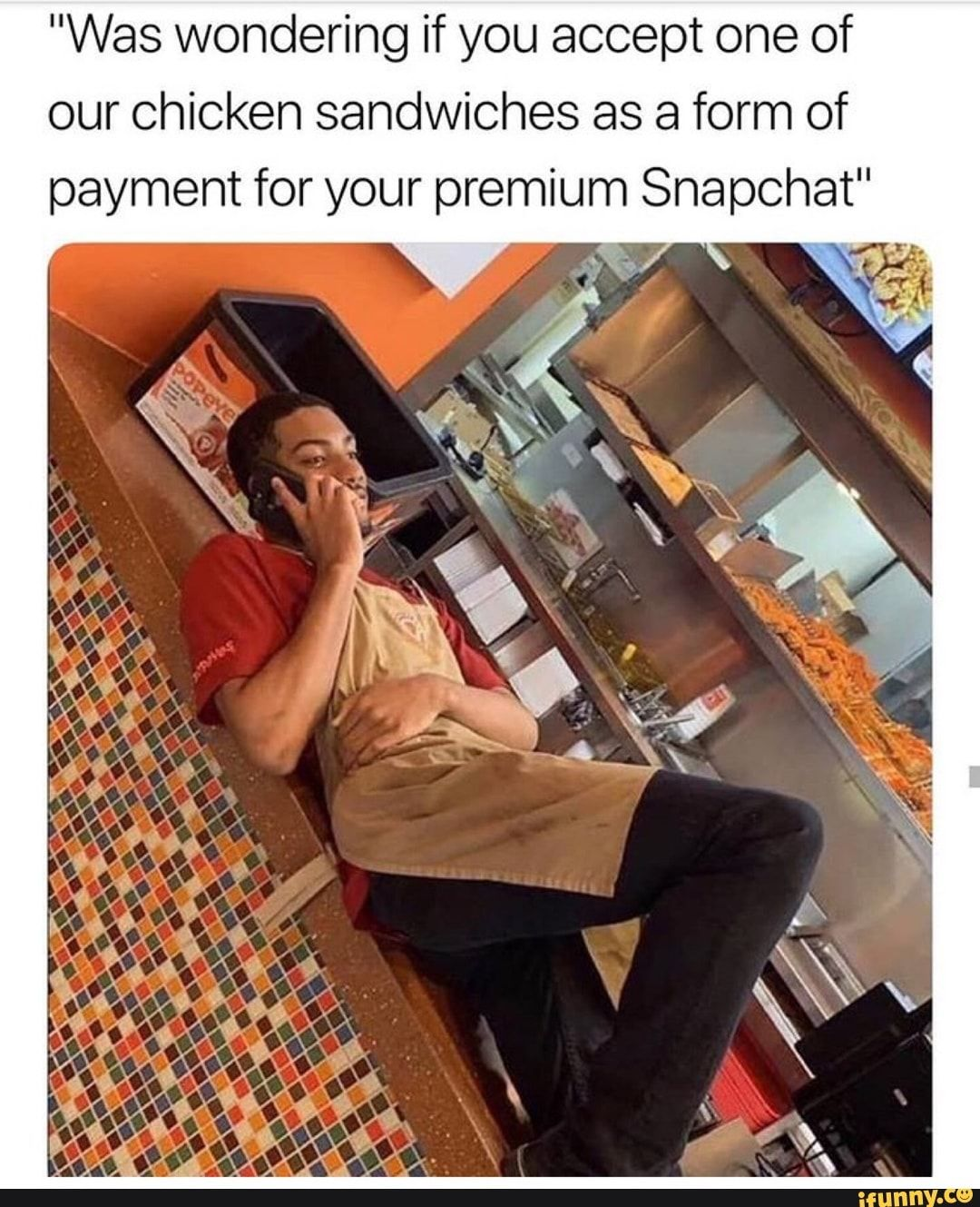 Premium Snapchat Memes