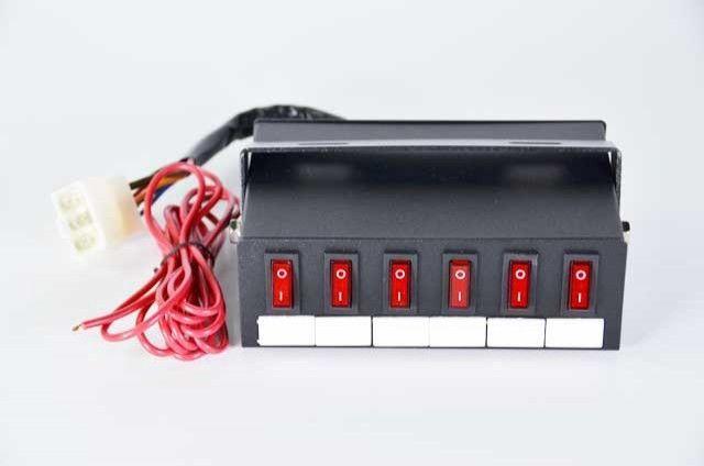 Awe Inspiring Mini Mega Power Switch Box For Emergency Vehicle Lighting Led Wiring Digital Resources Llinedefiancerspsorg